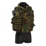 Tactical Vest (Woodland)
