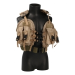 Tactical Vest (Beige)