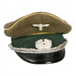 Luftwaffe Officer Schirmütze Cap (Coyote)