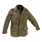 Worn M43 Jacket (Olive Drab)