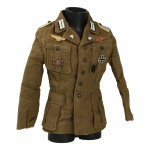 M40 Panzer Commander Tropical Jacket (Coyote)