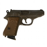 Walther PPK Pistol with Holster (Black)