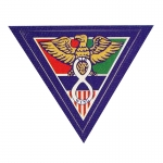 Air Wing Patch (Purple)