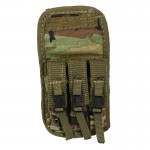 MP5 Triple Magazines Pouch (Woodland)