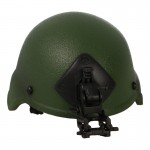 Mich 2000 Helmet with TATM NVG Mount (Olive Drab)