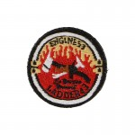 FDNY Engine 53 / Ladder 43 El Barrios Bravest Patch (Red)