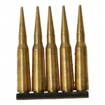 Diecast Type 38 Cartridges Clip (Gold)