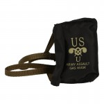 M5 Gas Mask M7 Waterproof Bag (Black)