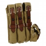 MP40 Left Magazines Pouch (Sand)
