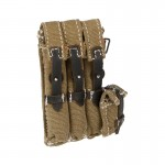 MP40 Magazines Left Pouch (Coyote)