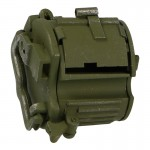 MG42 Drum Magazine (Olive Drab)