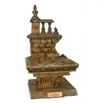 Assassin's Creed Seville Cathedral Diorama Display Stand (Beige)