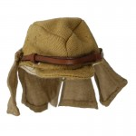 Japanese Army Field Cap with Neck Flap (Sand)