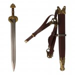 Diecast Gúthwinë Sword with Scabbard (Grey)