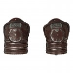 Rohan Knight Shoulder Pads (Brown)