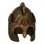 King Of Rohan Helmet (Brown)