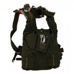 T-10 Parachute with Harness (Olive Drab)