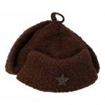 Fur Ushanka (Brown)