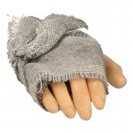 Caucasian Male Right Hand with Bandage (Grey)