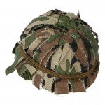 PASGT Helmet with Cover and Liner (Woodland)