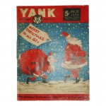 Worn Yank Army Magazine (Red)