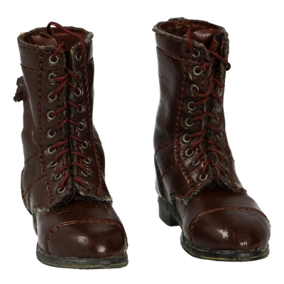 Leather Corcoran Jump Boots (Brown)