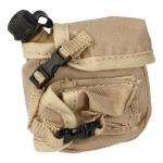 2,5L Canteen with pouch (Beige)
