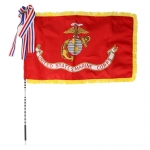 United States Marine Corps Flag (Red)