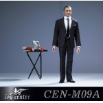 Business Man Suit Set (Black)