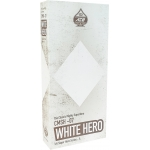 The Classic Mighty Superhero - White Hero