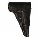 Leather P38 Holster (Black)