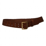 Claw Buckle Belt (Brown)