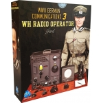 WWII German Communication 3 WH Radio Operator - Gerd