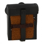 MG Accessory Case with Barrel Holder (Black)