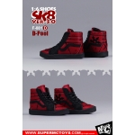 Sk8 Ver. 3.0 D-Pool Shoes (Red)