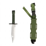 95 Bayonet with Sheath (Silver)