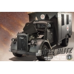 Sd.Kfz.305 Opel Blitz Truck Ambulance Version (Grey)