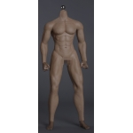 African Seamless Male Body