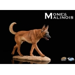 The Loyal Warrior - The Fighting Spirit Malinois Dog (Brown)