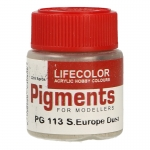 Dust Effect Pigment (Southern Europe Dust)