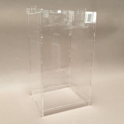 Display Case (Transparent)