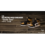 Sneakers Shoes (Gold)