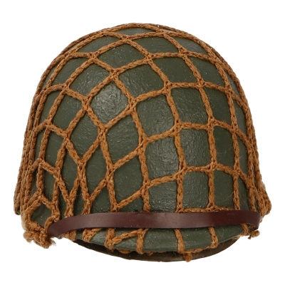 M1 Helmet with Net (Olive Drab)