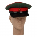 Infantry Officer Visor Cap (Green)