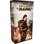 Police Black Python Stripe Female Soldier - Kerr (2nd Anniversary BBICN Store Exclusive)