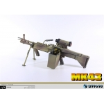 MK43 Assault Rifle (2 Colors Camo)